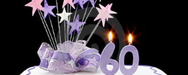 April 27th 2013: Carol's SIXTY Birthday Party Celebration – BYO Share Dinner & Drinks!!
